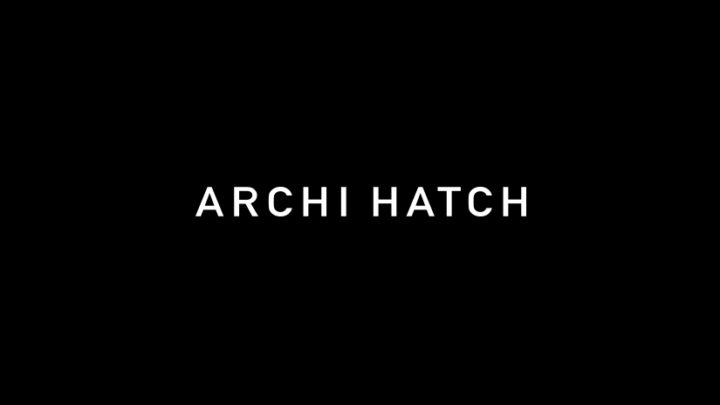 New Archive Architecture/Art Media【ARCHI HATCH】の第一弾ウェブサイトがオープン
